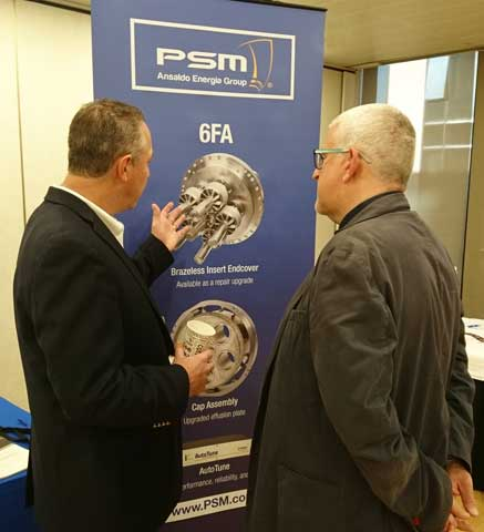 PSM Ansaldo Energia Group also sponsored the event